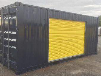 Shipping Containers For Sale - Self Storage Ireland